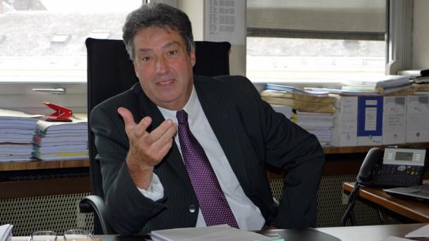 Jean Dionnet est le Président du groupe Univairmer - Photo DR