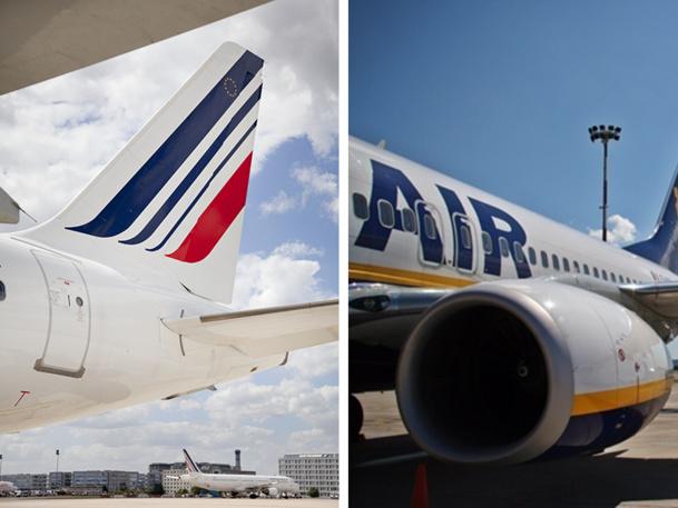 """Il est clair qu'Air France, qui n'a plus de """"nationale"""" que les couleurs de ses avions, a clairement souffert du coût exorbitant qui pèse sur nos entreprises. Alors que dans le même temps, on a des compagnies venues d'ailleurs, pour qui les moyens financiers sont quasi sans limites et dont les accords sociaux sont quasi nuls - DR"""