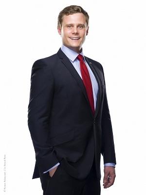 Jannes Soerensen devient Directeur de l'Hébergement de l'hôtel Le Bristol Paris - Photo DR