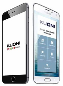 """Kuoni lance une appli """"Carnet de voyages"""" gratuite et consultable off line"""