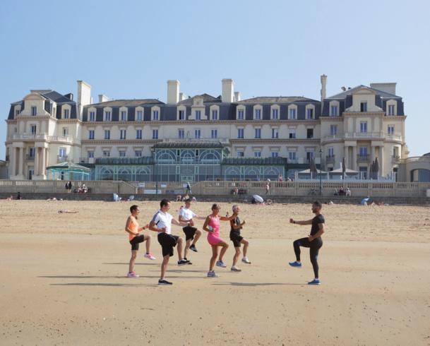 Les Thermes Marins de Saint-Malo s'adressent aujourd'hui aux amateurs de sport et lancent un nouveau séjour dédié aux sportifs de tous niveaux - DR