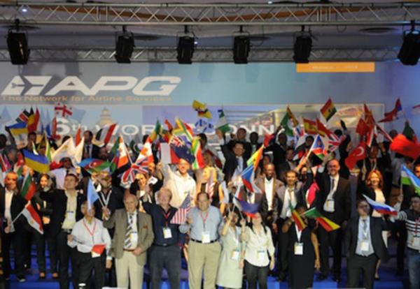 Près de 96 nationalités étaient représentées au congrès d'APG - DR