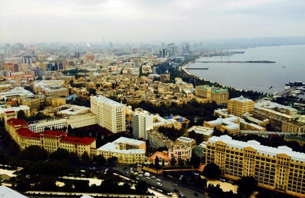 """Bakou a tous les atout pour devenir la """"Dubaï"""" du Caucase /photo JDL"""