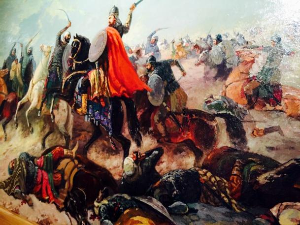 Alexandre le Grand, les légions romaines, les empereurs ottomans, les Chah d'Iran et les plus grands généraux ont écrit sur ces terres des pages à la fois glorieuses et tragiques de l'histoire de l'humanité /photo JDL