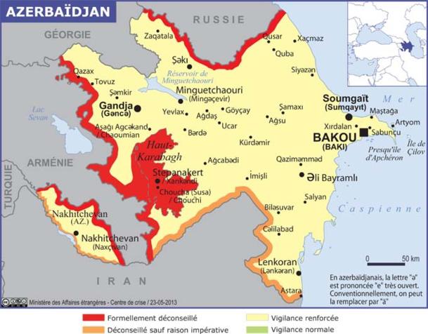 Azerbaïdjan : Bakou (mais pas low cost) veut séduire les city breakers...