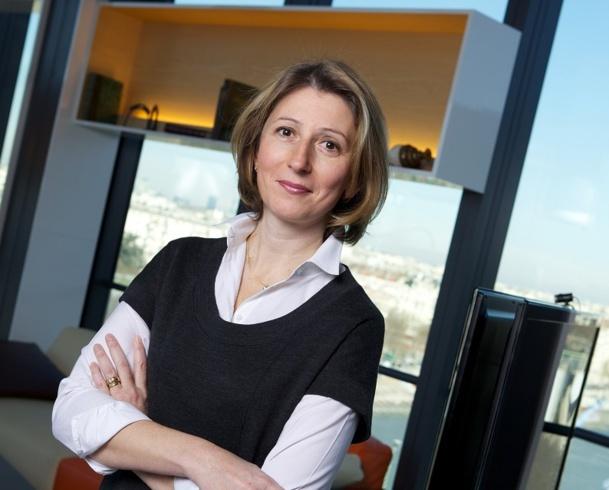 Nathalie Wright, Director of the Large Enterprise Division & Alliances of Microsoft France - DR
