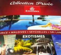 Exotismes lance une brochure en exclusivité avec Emirates