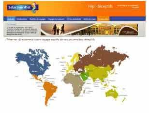 Selectour Afat lance de nouvelles fonctionnalités pour Hip'Réceptifs