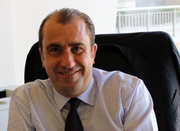 Pascal Leprou est le nouveau General Manager de l'hôtel Fairmont de Bakou - Photo DR