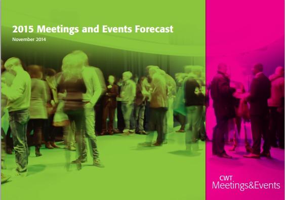 CWT Meetings & Events sort son 2015 Meetings & Events Forecast ce vendredi 7 novembre 2014 - DR