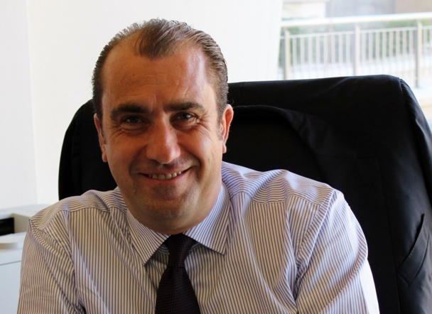 Pascal Leprou, new General Manager of the Fairmont Hotel in Baku - Photo DR