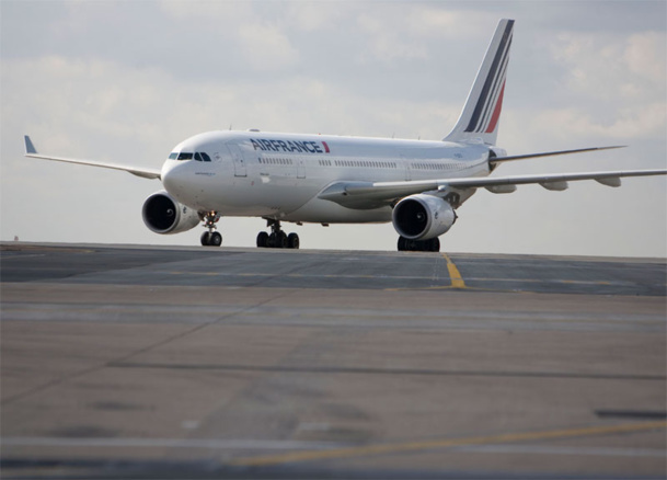Le trafic d'Air France - KLM en hausse de 2% en octobre 2014Photo AF Virginie Valdois