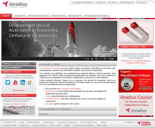Atradius se félicite d'une hausse constante du nombre d'opérateurs touristiques garanties par ses équipes depuis un an et demi - Capture d'écran