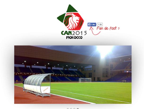 L'organisation de la Coupe d'Afrique des Nations 2015 a été retirée au Maroc - Capture d'écran