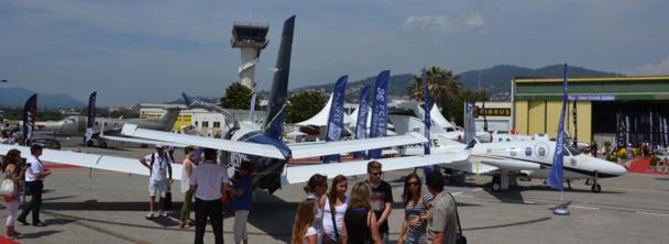 Cannes Air Show : le salon se tiendra à Lyon-Bron en 2015
