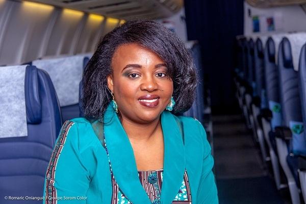 Fatima Beyina-Moussa est la nouvelle Présidente de l'AFRAA pour 2015 - Photo DR