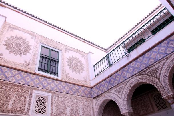 Palais Bayram : un nouvel hôtel de luxe dans la médina de Tunis
