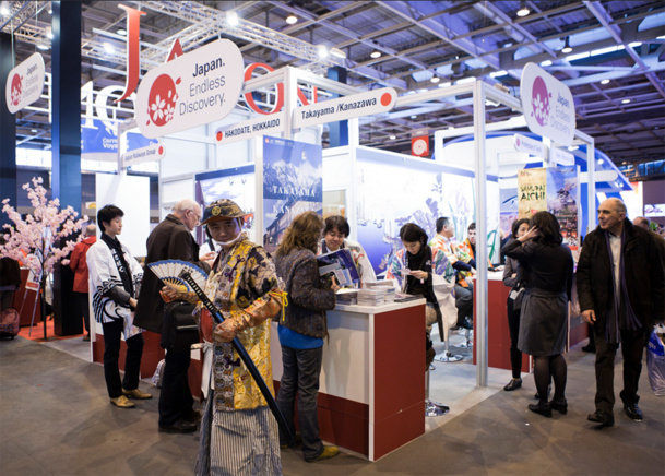 Le salon mondial du tourisme et destinations nature r unis - Salon tourisme paris ...