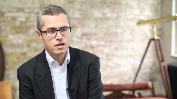 Vincent Lebunetel, vice president, Corportate Innovation chez CWT