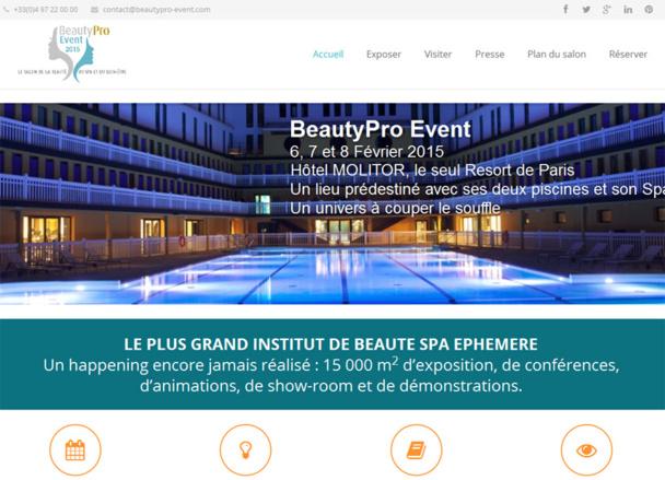 8 000 à 10 000 visiteurs professionnels français et internationaux sont attendus au BeautyPro Event - DR