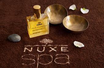 Hiver 2015 : Mercure Sensoria Saint-Lary s'associe à Nuxe