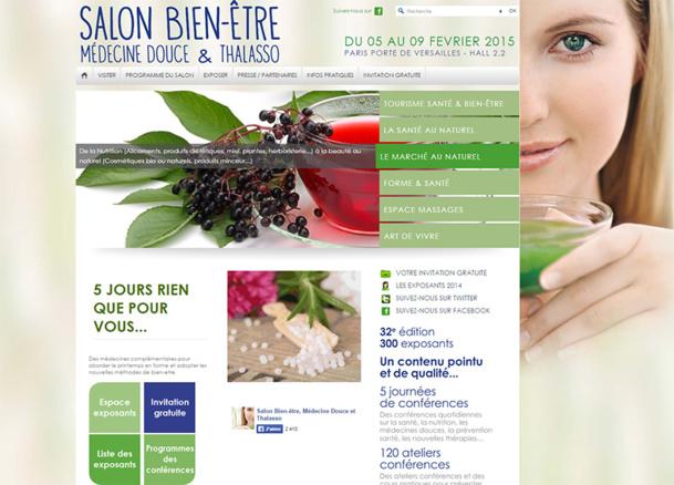 Santé au naturel : les nouvelles méthodes présentées au Salon Bien-être, Médecine douce et Thalasso
