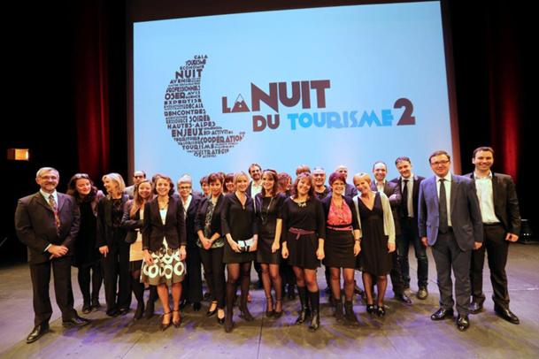 Lors de la deuxième édition de la Nuit du Tourisme qui a eu lieu le mercredi 19 novembre à Gap, le Conseil Général des Hautes-Alpes a présenté le lancement de l'Agence Départementale de Développement Economique et Touristique des Hautes-Alpes - DR
