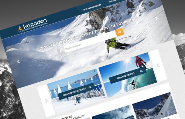 Le site Kazaden.com propose des activités sportives et outdoor. - DR