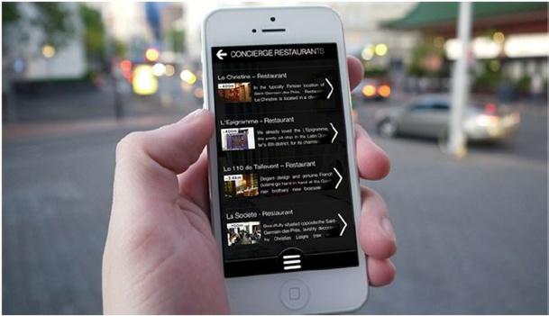 Choice Hotels propose désormais à ses hôteliers d'avoir une application mobile d'e-conciergerie grâce à la solution de Lounge Up.