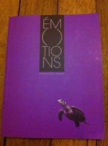 La nouvelle brochure Emotions. DR
