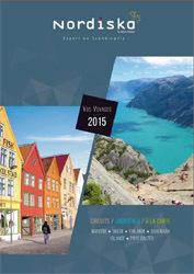 Nordiska : la brochure 2015 vient de paraître