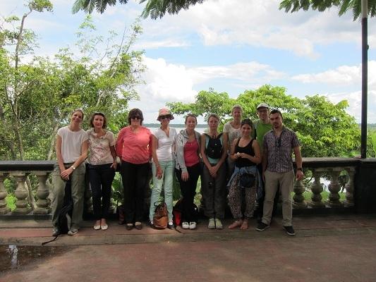 8 To français ont participé à cet éductour au Pérou - Photo DR