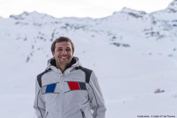 Grégory Guzzo - Directeur de l'Office de Tourisme de Val Thorens