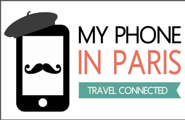 My Phone in Paris : la location de smartphone « tout compris » pour les touristes