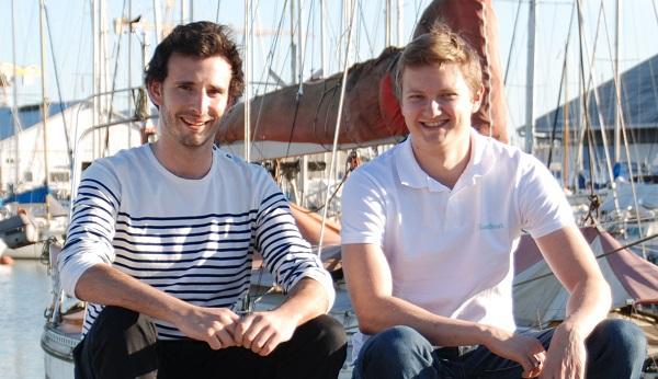 Les fondateurs de SamBoat