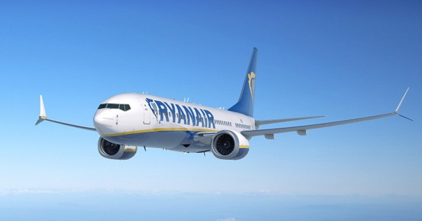 Ryanair commande 100 Boeing B737 MAX 200 - Photo DR