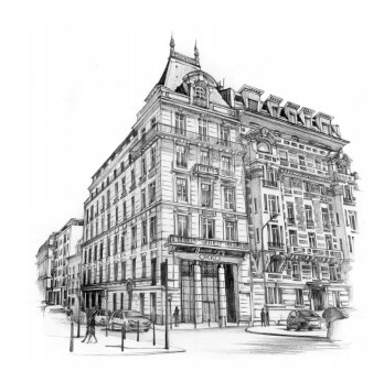 Le nouvel hôtel Okko Hôtels de Lyon - DR