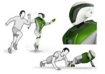 Gymbot, un coach sportif robotique