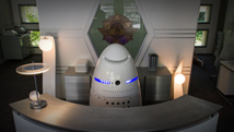Knightscope K5, le robot patrouille