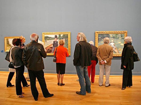 Le Musée de Giverny est inclus dans le projet «Normandie-Paris Île-de-France: Destination Impressionnisme» - DR : CG 27