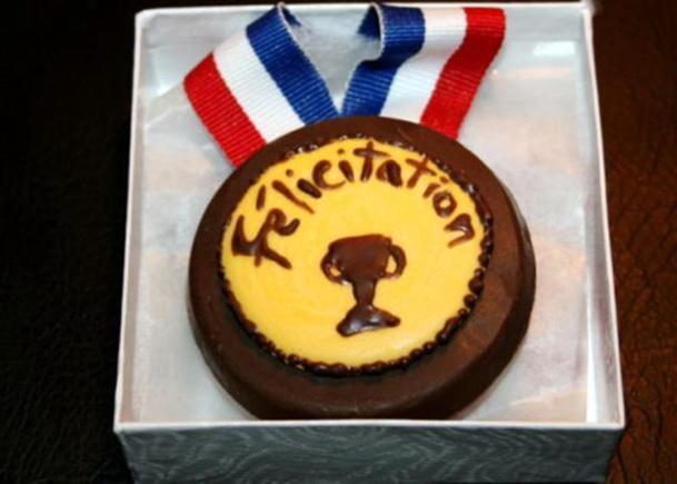 Moisson de médailles pour Air France... on se console comme on peut après tout !