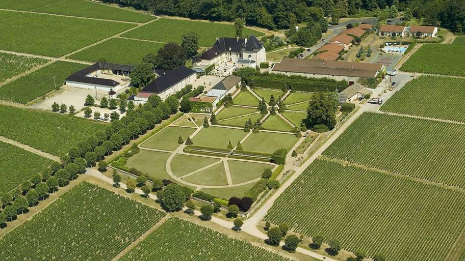 Rhône Alpes : Thalgo, partenaire du Château de Pizay
