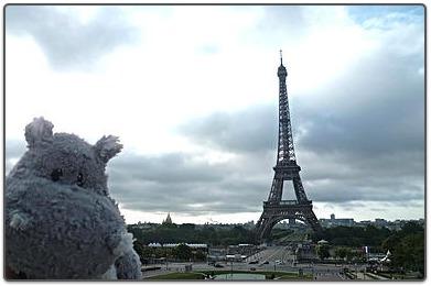 Les propriétaires de peluches ont le choix entre 3 circuits touristiques à Paris - DR : Parisinplush.com