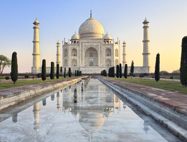 Combien de Français iront encore visiter le Taj Mahal si l'obtention des visas pour l'Inde devient plus compliquée ? © omdim - Fotolia.com
