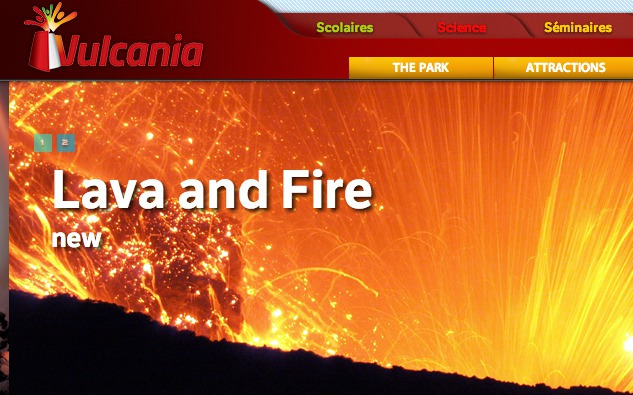 Vulcania will launch 3 new attractions in 2015
