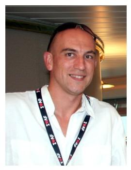 Philippe Bertholet, directeur commercial France
