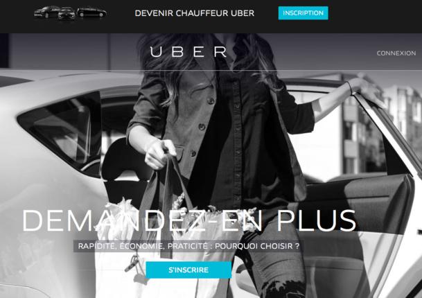 Uber : le service UberPOP sera interdit en France à partir du 1er janvier 2015