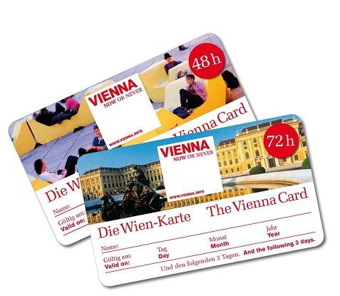 La Vienna Card permet d'utiliser les transports publics de Vienne de manière illimitée pendant 48 ou 72 heures - DR