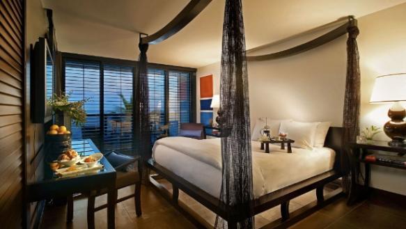 Le Tideline Ocean Resort & Spa compte 134 chambres et suites - Photo DR