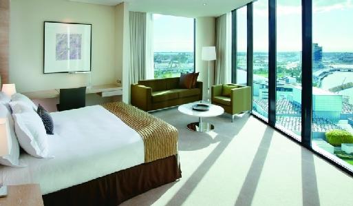 Le luxe s'avère payant dans  l'hôtellerie si l'on encroît les taux d'occupation des 4 **** (cliquer pour agrandir)